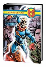 Marvel Comics Miracleman Book Two: Red King Syndrome Hc Hardcover Mature Content