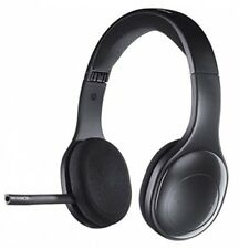 Logitech H800 Bluetooth Wireless Headset with Mic for PC Tablets and Smartphones