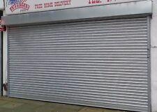 Electric Operation Roller Shutter Doors 2500mm x 2600mm