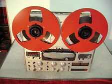 REVOX  PR 99  2 TRACK REEL TO REEL DECK -HIGH SPEED