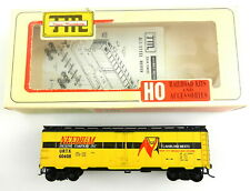 Train Miniatures Ho 8110 Needham Packing 40 Ton Ara Steel Reefer ~Built~ T108