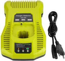 Chargeur de batterie lithium 12V-18V pour outil électrique Ryobi One + P117
