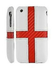 Inghilterra cover in pelle bandiera England Flag Leather Case per iPhone 3G 3GS