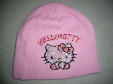Bonnet ENFANT HELLO KITTY   TAILLE 6/8 ANS