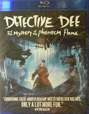 Tsu Hark's DETECTIVE DEE and The MYSTERY of the PHANTOM FLAME (2010) Blu-ray