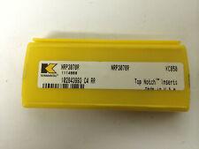 2 pcs  KENNAMETAL  NRP3078R  KC850  CARBIDE GROOVING   INSERTS