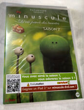 Minuscule Saison 2 DVD 2 Sealed New Pal Region 2 DVD French 2012