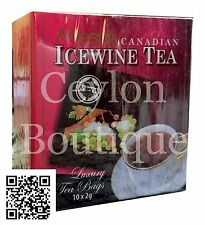 Mlesna Tea - Icewine Tea - Ceylon Tea in Luxury Tea Bags