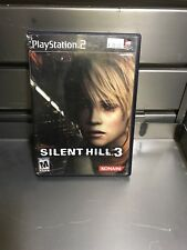 Silent Hill 3 PS2 Complete With Soundtrack  CIB Konami Free Shipping
