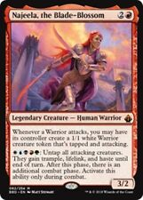 NAJEELA, THE BLADE-BLOSSOM Battlebond MTG Red Creature — Human Warrior Mythic