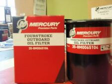 Mercury Fourstroke outboard oil Filter Assy part# 35-8M0065104