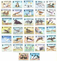Jersey-Seabirds & Waders set of 32 (1997-1999)