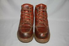 Men's Timberland 6'' Pro Safety Toe Barstow Wedge Sole 88559 Work Boots 9M (428)