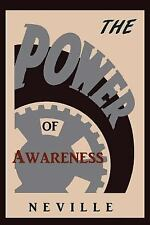 NEW - The Power of Awareness by Goddard, Neville