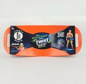 As Seen on TV- Simply Fit Board- Orange