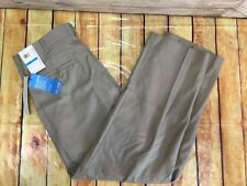 New Perry Ellis Portfolio Dress Pants Mens 36 X 30 Neo-Luxe $65 MSRP NWT