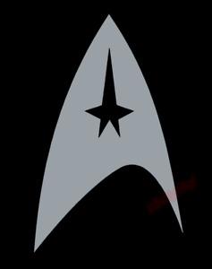 Star Fleet Starfleet Symbol Sticker Vinyl Decal Window Sticker Car