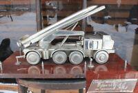 BIG Model 15 kg Tactical missile complex 9К52 «Луна-М» 64x33cm Gift GENERAL 1978