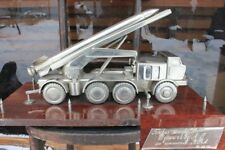 BIG Model 15 kg Tactical missile complex 9К52 «Луна-М» 64x33cm Gift GENERAL 1978