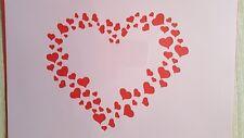 Schablone Herz in Bastel-Schablonen günstig kaufen | eBay