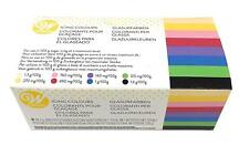 Wilton Icing Colour concentrated Gel/Paste Colours Set of 8 Colours