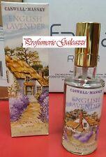 CASWELL-MASSEY ENGLISH LAVANDER COLOGNE SPRAY - 90 ml