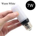 E27 Ampoule SMD5736 Lampe à Lumière LED Smart IC Power AC 220V 5/7/9W Spotlight