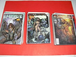 Lot of 80 Witchblade comics ranging from 17-100 all around VF/NM! Image run set