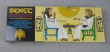 NEW Vintage SENET Egyptian Board Game 1977 Conceptual Games Factory SEALED