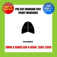 BMW 3 SERIES E90 4-DOOR 2005-2009 FRONT PRE CUT WINDOW TINT KIT