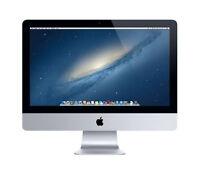 """Apple iMac 21.5"""" (2013)  i5 1.4Ghz 8GB RAM 500GB HD -6Months Warranty A+ Grade"""