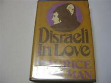 Disraeli in Love by Maurice Edelman