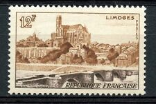 STAMP / TIMBRE FRANCE NEUF N° 1019 ** VUE DE LIMOGES