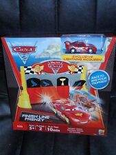 Disney Cars 2  FINISH LINE FRENZY Game Silver McQueen