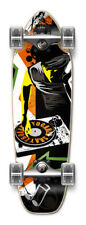 MixItUp Graphic Complete Longboard Mini Cruiser Skate
