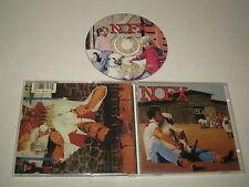 NOFX/HEAVY PETTING ZOO(EPITAPH/86457-2)CD ALBUM