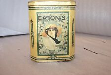 Eaton`s Recollections Catalogue Coffee Tin