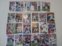 Huge Jim Kelly Football Card Lot (44) Bills High Value $$$
