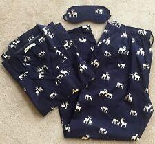 Impresión Renos Metálico MAISON DE NIMES Pijamas Talla S (UK 10-12)