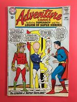ADVENTURE COMICS #324 Superboy and Legion of Super-Heroes!  (DC Silver Age 1964)
