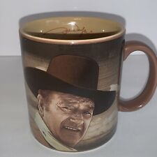 "John Wayne Mug ""Don't Say It's a Fine Morning or I'll Shoot Ya"" G.W.McLintock"