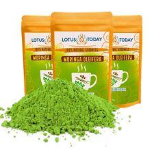 Moringa | 500g Moringa Leaf Powder Energy Boost Vegan Raw Organic Superfood