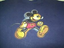 Old School Mickey Mouse T-shirt L