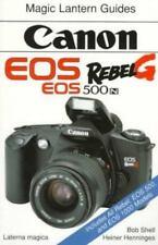 NEW - Canon Eos Rebel G: Eos 500 N (Magic Lantern Guides)