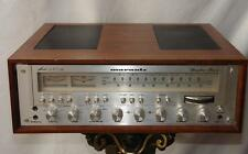 Audiophiler Marantz 2330 B Stereophonic Receiver mit Woodcase Holz Gehäuse