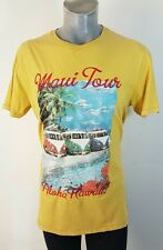 Tokyo Laundry Maui Tour t shirt XL fitted like Large