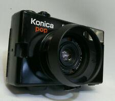 Konica Pop / EFJ Metal Lens Hood Accessory Vented Screw In