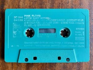 MC - Pink Floyd / Atom Heart Mother - 1970 Harvest - 3C 244 04550 - No Flyer