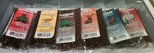 Buffalo Bob's Jerky Feast Alligator Venison Elk Ostrich Buffalo  GREAT GIFT!