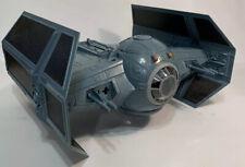 Star Wars Darth Vader Tie Fighter Space Ship Shooter Hasbro 1997 Toy